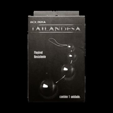 BOLINHA TAILANDESA AZUL - 24MM