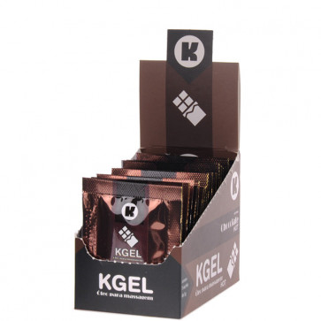 KGEL HOT CHOCOLATE 5ML - CAIXA COM 25 SACHES