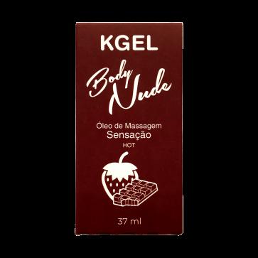 KGEL BODY NUDE HOT SENSAÇÃO 37ML