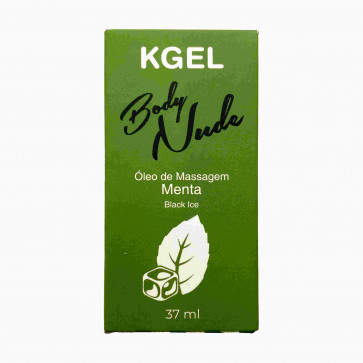 KGEL BODY NUDES ICE MENTA 37ML