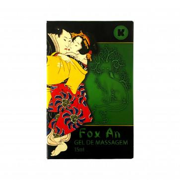 KGEL FOX-AN 15ML ANESTESICO ANAL