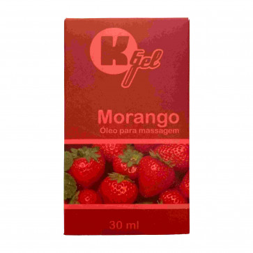 KGEL HOT MORANGO 30ML