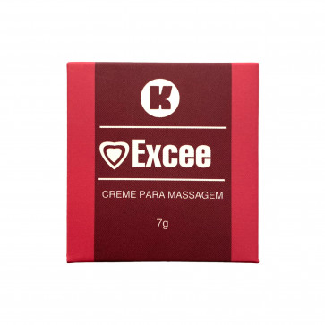CREME EXCITANTE FEMININO EXCEE 7G