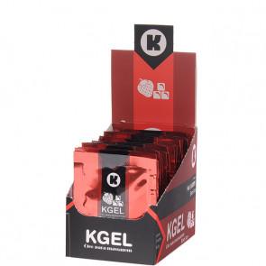 KGEL ICE MORANGO 5ML - CAIXA COM 25 SACHES