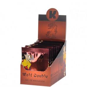 KGEL WOLF - DOUBLE 5G - CAIXA COM 25 SACHES